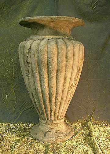 Faux Stone Vase